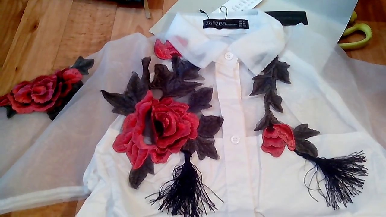 Белая приталенная блузка-боди от Avon из каталога №17 - YouTube