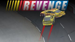 Nascar and the Art of Revenge