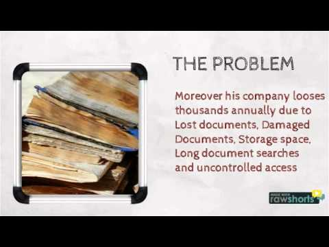 Physical Document Management System