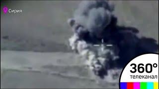 Новые мощные удары российских ВКС по террористам в Сирии