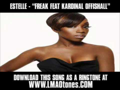 Estelle  Freak Feat Kardinal Offishall  New  + Lyrics + Download