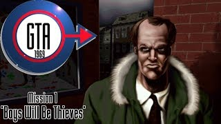 GTA: London 1969 (PC) Mission #1 - Boys Will Be Thieves