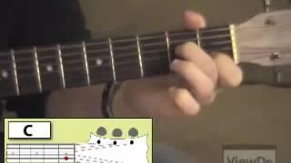 belajar main gitar kord asas