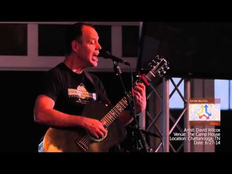 David Wilcox live at The Camp House