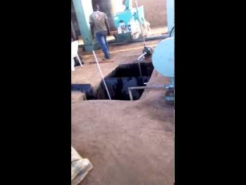 20 TPD Palm Kernel Crushing Plant in KOGI STATE (NIGERIA)