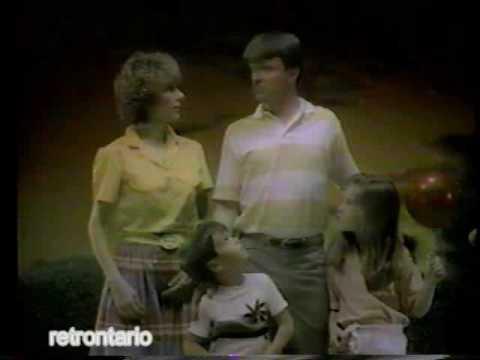 Darien Lake Canadian Stereotypes 1986