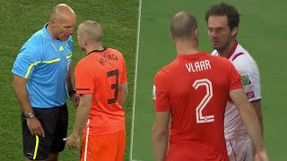 When Players Lose Their Cool Netherlands