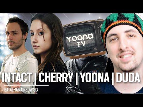 Duelo Rainbow Six com Cherry, Yoona, Duda e Intact!