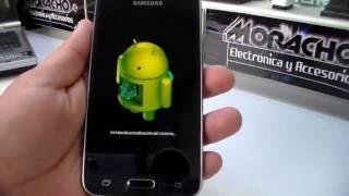 Samsung Galaxy J1 2016 Restablecer Datos De Fábrica Borrado General