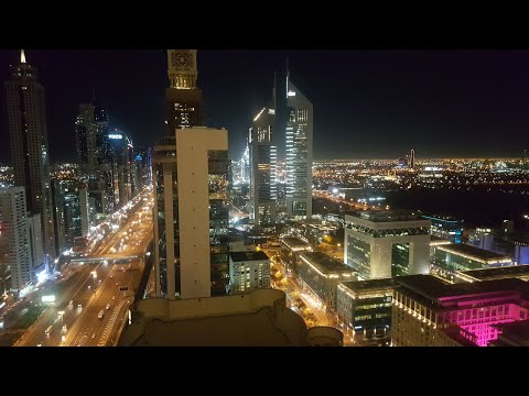 Trip to World's Tallest Hotel , Dubai