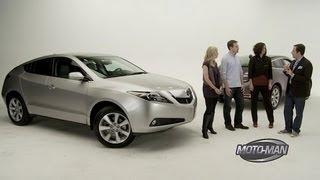 Acura ZDX with Acura Advanced Designer, Michelle Christensen