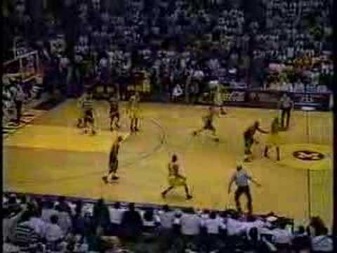 1994 #3 Michigan vs. #9 Purdue - Last 2:27