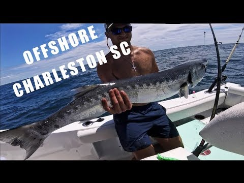 Offshore Fishing The Charleston 60ft Reef