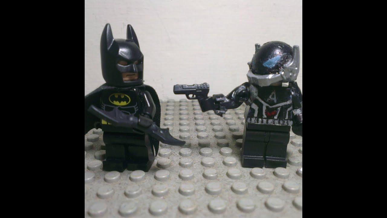 Lego Batman Arkham Knight: LEGO Custom Arkham Knight