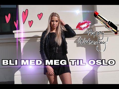 Vlogg- Bli med Isabelle til Oslo! Makeover, shopping ++