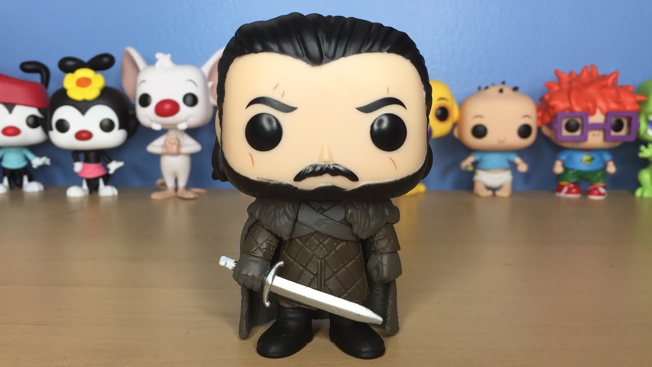 POPS Television: Game Of Thrones FUNKO: POP Jon Snow
