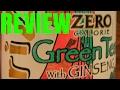 Arizona Green Tea With GINSENG Zero Calorie