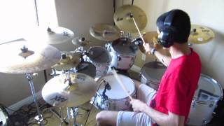 1000 Lies by Texas In July: Drum Cover by Joeym71