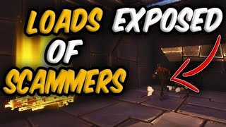 *EXPOSED* Exposing Loads Of Scammers! He Cries (Scammer Gets Scammed) Fortnite Save The World