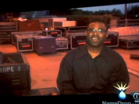 Mario Bryant Interview/ Rehearsal with David Foster
