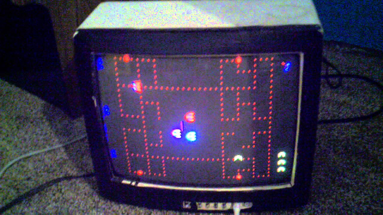 Modifying A CRT Television For Use As An Arcade Monitor