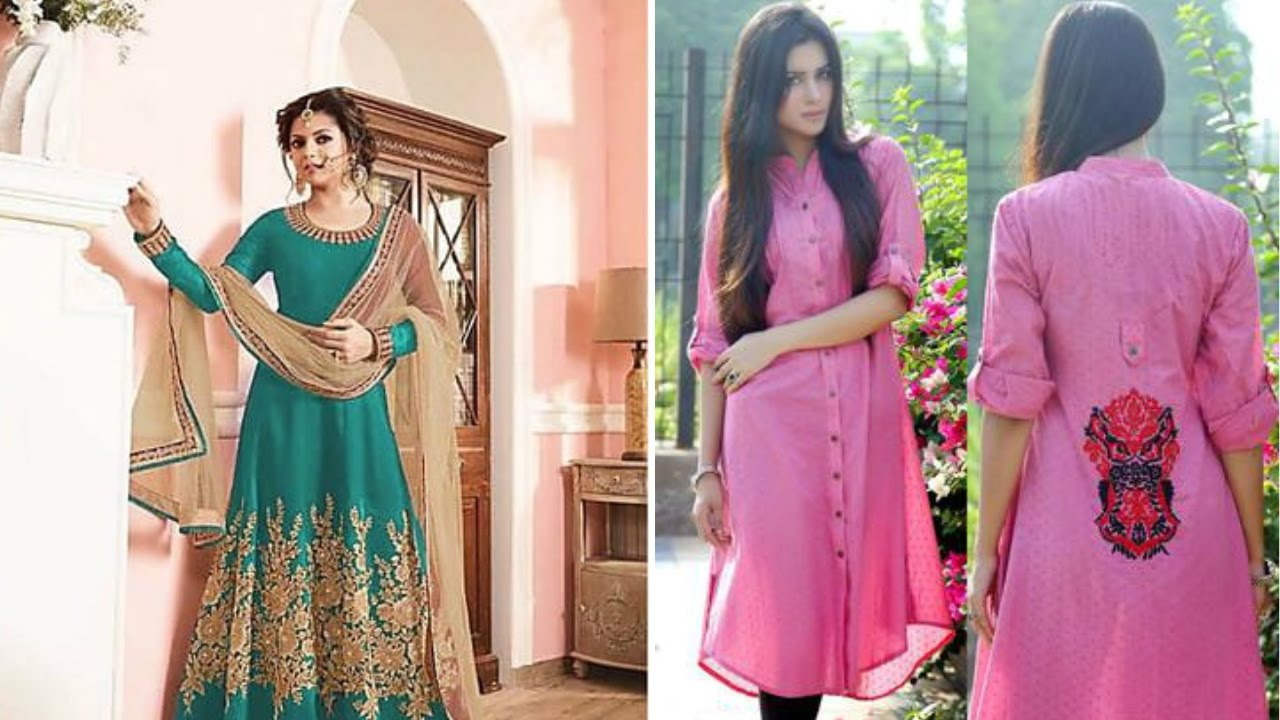 pakistani salwar suit designs 2017 - photo #26