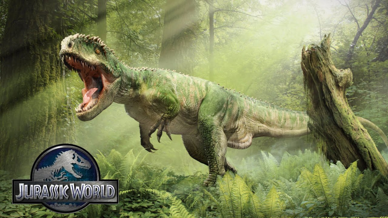 Top 5 dinosaurs i want in jurassic world 2 new youtube - Dinosaure jurassic world ...