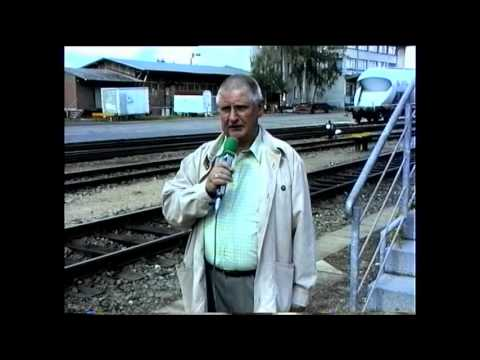 Neukölln Mittenwalder Eisenbahn Heizkraftwerk und Fahrt 07 2000