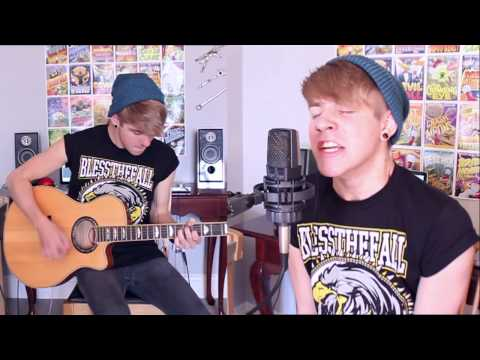 Miles Away (Acoustic) - Memphis May Fire feat. Kellin Quinn Cover Mp3