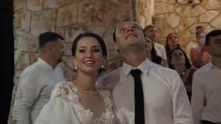 Тизер свадебного клипа Ильи и Кристины. Организация свадеб в Краснодаре. E5Wedding
