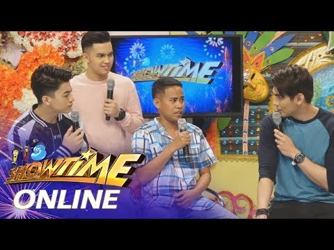It's Showtime Online: Luzon contender Edrick talks about his life as an Aeta
