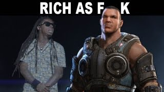 Lil Wayne ft. 2 Chainz - Rich As F**k (Gears of War Judgment Remix)