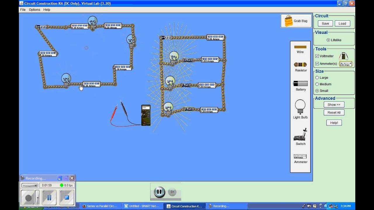 Series Parallel Circuit Series Parallel Circuit