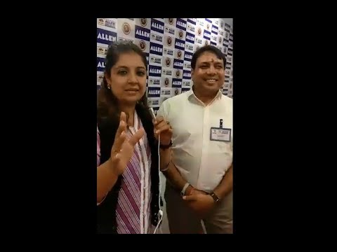 ALLEN Launching 7 New Center across India   Full Interview of C  R   Chaudhary Sir from ALLEN Nagpur