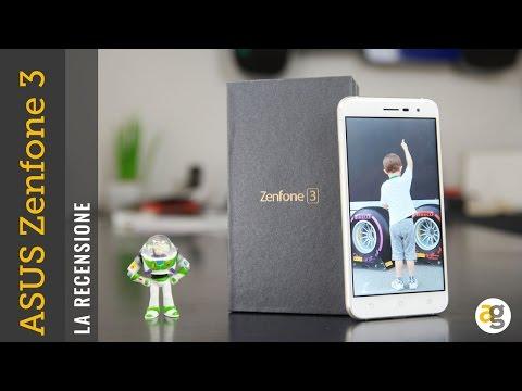 Asus Zenfone 3 la recensione
