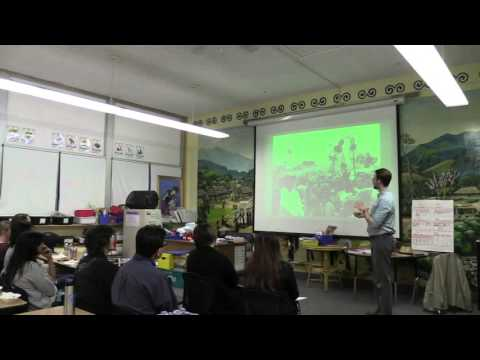 Brandon Ferdig East Asia Studies Presentation: What Cultures Today Can Learn From Each Other