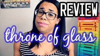 throne of glass book review (two stars)