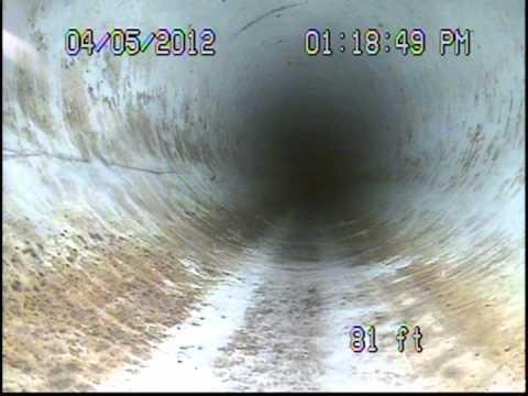 Sewer Line Camera Snake