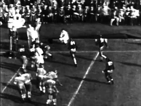 Northwestern Football vs. Ohio State, 1931 (Reel 2) - YouTube