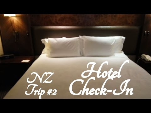 ASMR Hotel Suite Check-In + Room Tour (New Zealand Trip #2 - The Langham Auckland)