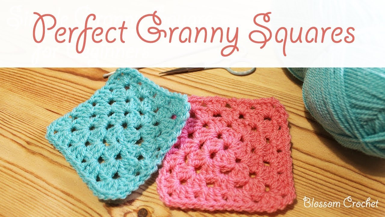 The perfect crochet granny square for beginners youtube the perfect crochet granny square for beginners dt1010fo