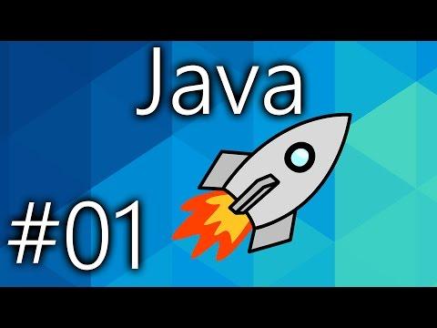 Grundgerüst | Spiel programmieren | Java | #01 [ger/1080p]
