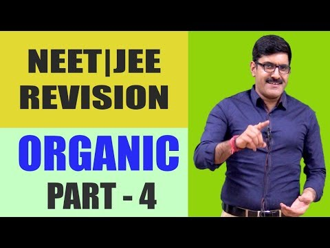 Organic part-4(isomerism,hydrocarbon) Revision NEET 2017