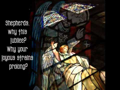 Angels We Have Heard on High - Traditional...