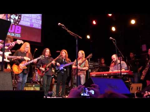 Canned Heat Let's Work Together by 2015 Right Turn SuperGroup