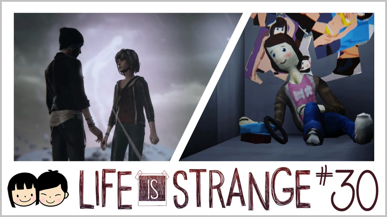 可可x小明玩【Life Is Strange奇妙人生】Pt.30 - 惡夢 - (結局篇#5) gameplay漢化中文字幕 - YouTube
