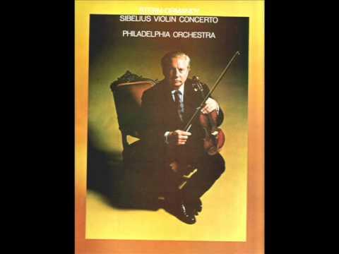 Sibelius-Violin Concerto in d minor op. 47  (Complete)