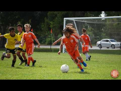 South Florida Youth Soccer League championship game 04/29/17