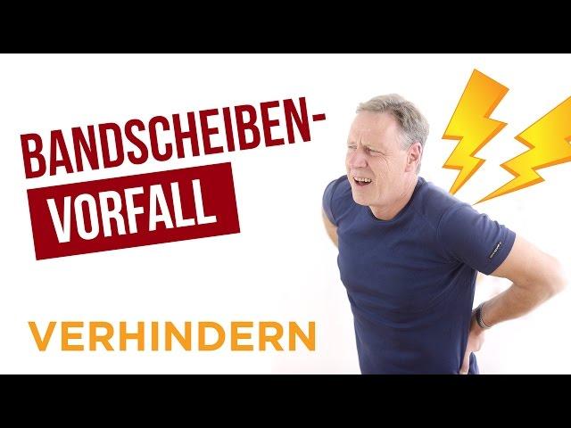 Bandscheibenvorfall // Ursache & Lösung | Liebscher & Bracht