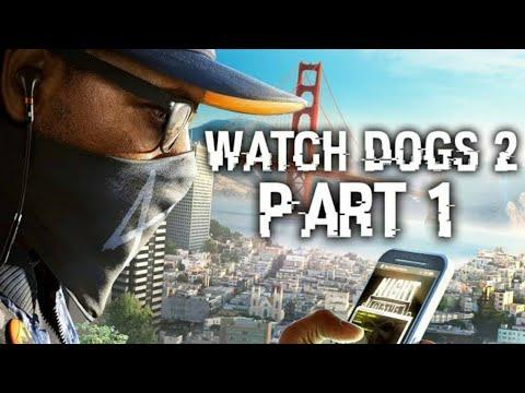 Watch dogs 2 part 1 Malayalam gameplay (g4 gamer Malayalam)